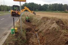 Budowa sieci wodociągowych, kanalizacyjnych